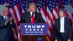 Donald Tramp ABŞ-nyň nobatdaky prezidenti boldy