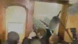 Descinderea de la sediul Naftogaz din Kiev