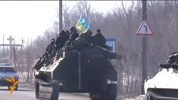 Ukrainian Forces Begin Retreating From Debaltseve