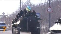 Ukrain güýçleri Debaltseweden çykýar
