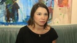 """Жанна Немцова: """"Мой отец был отчаянным патриотом"""""""