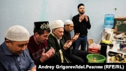 Ифтар и приготовление к молитве
