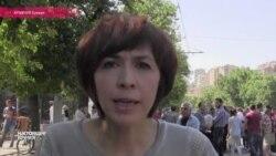 Шахида Якуб - о протестах на проспекте Баграмяна в Ереване