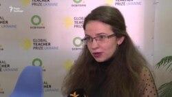 Фіналістка премії про участь в Global Teacher Prize Ukraine