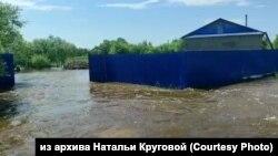 Наводнение в Приамурье (архивное фото)