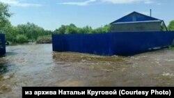 Наводнение на Дальнем Востоке (архивное фото)