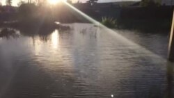 Наводнение в Шилке