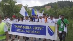 У Боснії почалася 3-денна хода на вшанування жертв різанини в Сребрениці – відео