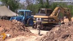 Украінскі Арцёмаўск рыхтуецца да абароны ад сэпаратыстаў