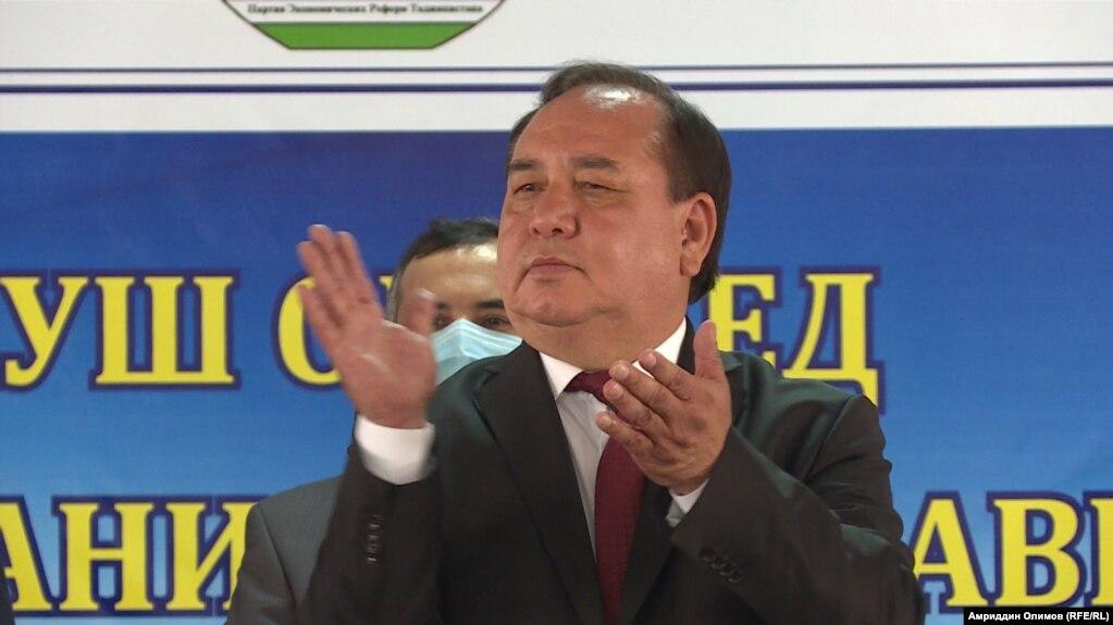 Рустам Рахматзода