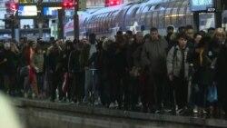 Saobraćajni haos u Parizu 12-og dana štrajka