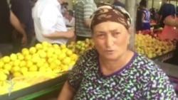 """""""Limon Afrikadan gəlir, əlbəttə baha olacaq"""""""