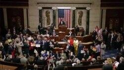 "Demokratët ""okupojnë"" Kongresin"