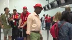Мухлиси Фаронса: Хубаш бо Белгия дар финал вомехӯрдем.