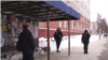 Остановка автобуса в Кирове