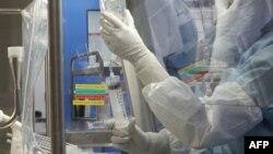 U fabrici Pfizer vakcina u Njemačkoj
