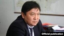Эрмек Мамыркалиев.