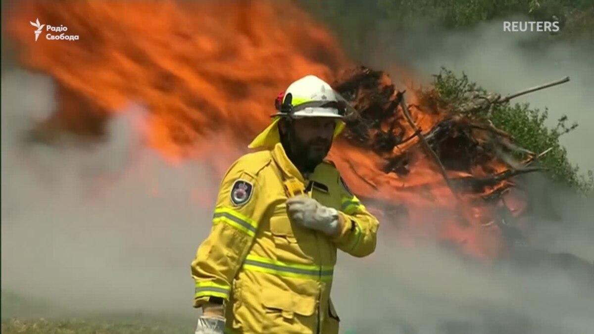 «Бежать уже поздно» – пожары в Австралии приблизились к Сиднею (видео)