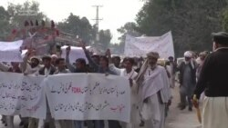 Displaced In Pakistan Protest End Of Food Aid