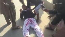 Кілька людей загинуло під час демонстрації у Пакистані (відео)