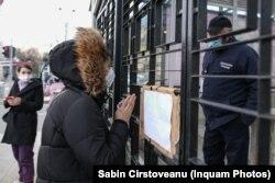 Muncitorii din sindicatul lui Ion Rădoi au blocat accesul la metrou pe 26 martie