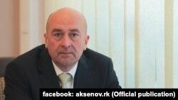 Вице-премьер российского правительства Крыма Михаил Назаров