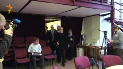 """Генеральный секретарь Совета Европы Турбьерн Ягланд посетил офис """"Мемориала"""""""