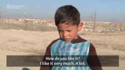 Afghan Boy Comes To Kabul, Amid Hopes Of Meeting Messi