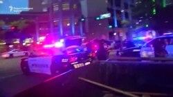 Во Далас убиени полицајци