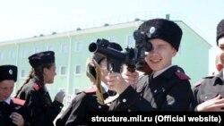 Конкурс отделений ДОСААФ на Кубок командующего Черноморским флотом России, Севастополь, 15 мая 2021 года