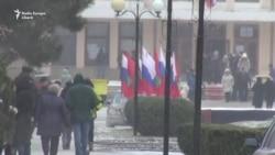 Как в Приднестровье выбирали президента РФ