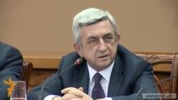 Նախագահն անդրադարձել է հայ-թուրքական արձանագրություններին