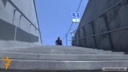 «Թեև Երևանն ինձ զրկել է շրջելու հնարավորությունից, ես սիրում եմ իմ քաղաքը»