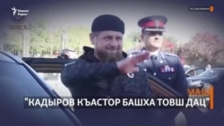 """""""Кадыров къастор башха товш дац"""""""