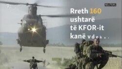 Memorial për ushtarët e KFOR-it që vdiqën në Kosovë
