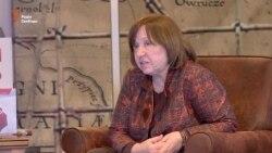 «Ми заручники Чорнобиля» – Світлана Алексієвич на зустрічі з читачами у Києві (відео)