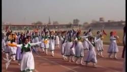 Gənc qızlar arasında idman yarışları başlayıb