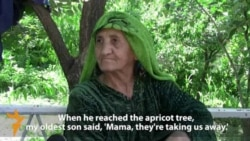 Mass Graves Bear Witness To Wounds Of Tajik War