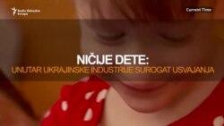 Ničije dete: Ukrajinska kontroverzna industrija surogat majčinstva