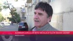 Azərbaycanlılar niyə müalicə üçün İrana gedir? [Sorğu]