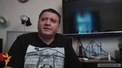 Վահրամ Սահակյան. «Վարձու ինքնասպաններ»