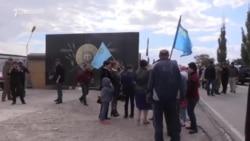 Ветераны крымскотатарского национального движения о блокаде Крыма (видео)