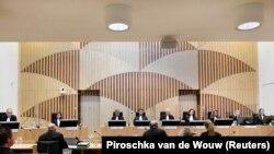 Заседание суда в «деле MH17» в Нидерландах, 31 августа 2020 года