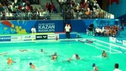 Сербия су тубында дөнья чемпионы булды
