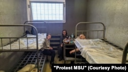 Протестларда тоткарланучылар
