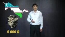 ВИДЕО: Ўзбекистондан рухсатсиз қанча доллар олиб чиқиш мумкин?