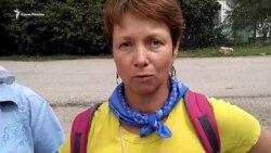 В Крыму задержали активисток Украинского культурного центра (видео)