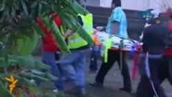 У ПАР під завалами торговельного центру опинилося до півсотні людей
