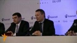 Eurovision siyasi prosesə qarışa bilmərik deyir