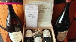 Грузинские виноделы лезут в бутылку